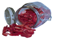 Freeze Dried Sliced Strawberries #2.5 can