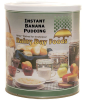 Instant Banana Pudding #10 can