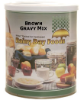 Brown Gravy Mix #2.5 can