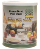 Freeze Dried Pear Dices #2.5 can