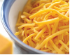 Freeze Dried Sharp Cheddar Cheese #10 can